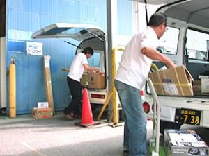 輸送・保管・加工をワンストップで提供