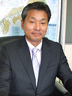 代表取締役社長 寺田 忍