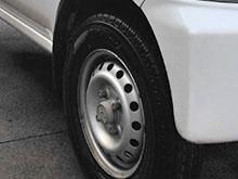 ABSアンチロックブレーキ100%完備